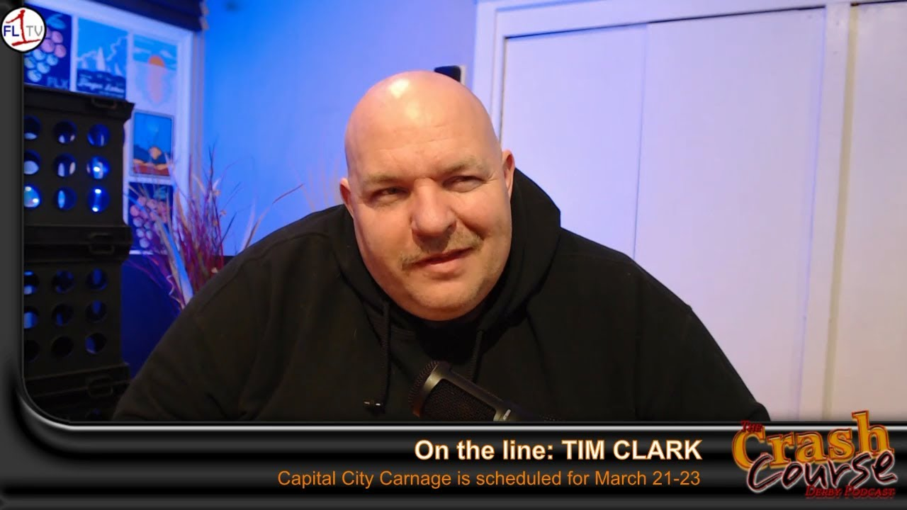 Gochenour, Tim Clark, Motorama ..::.. Crash Course Podcast #262
