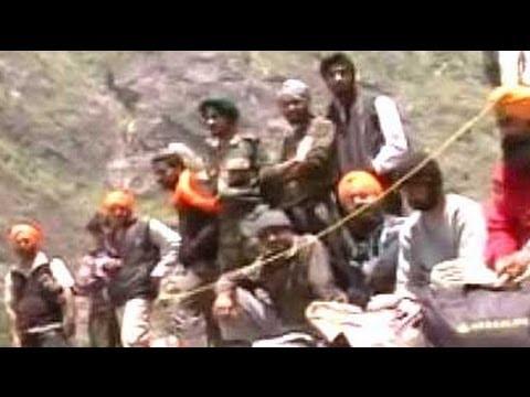 Uttarakhand: NDTV at rescue point in disaster zone