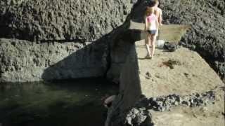 Epic Fail Dam jump Bear hole Chico State CA March 4, 2012 1080p HD