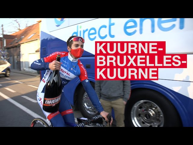 21.02.28 En immersion avec le Team TDE - Kuurne Brussel Kuurne
