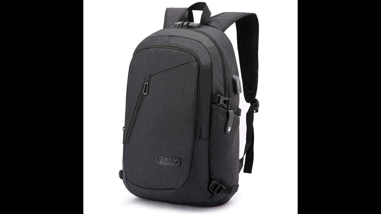 sito affidabile 562f6 7dab4 Amazon Zaino Antifurto Zaino Per PC Portatile,Zaino per Laptop 26 euro-  Amazon Prodotto più venduto