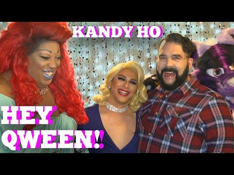 KANDY HO on HEY QWEEN! with Jonny McGovern PROMO | Hey Qween from YouTube · Duration:  54 seconds