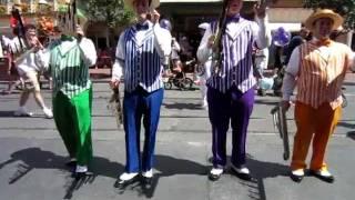 Dapper Dans - Magic Kingdom - Walt Disney World
