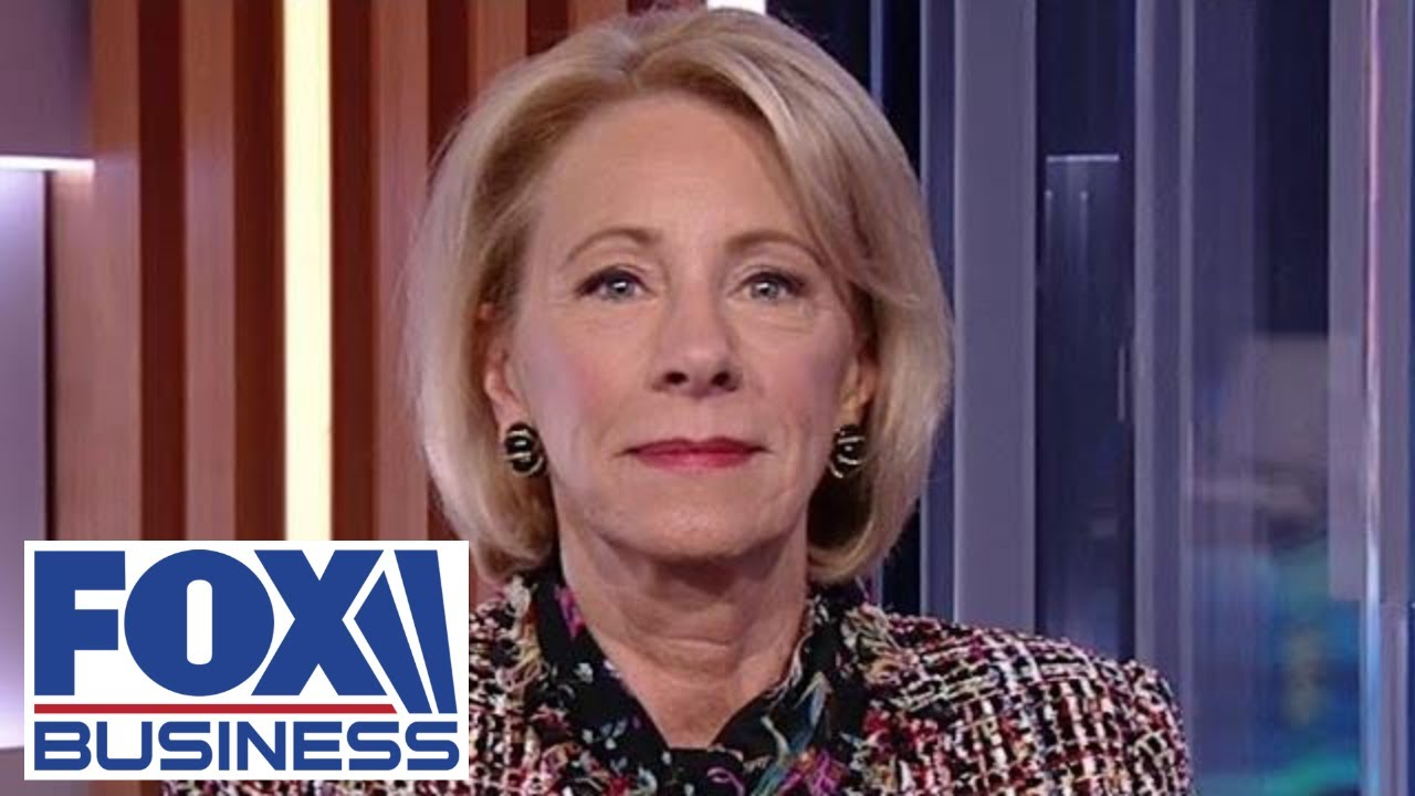 DeVos goes one-on-one with Maria on revision of Obama-era rule
