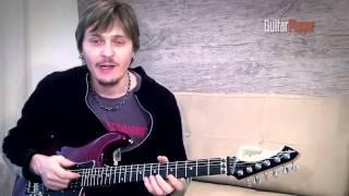 Guitar Player Brasil - Edição #210 - O Estilo de Juninho Afram