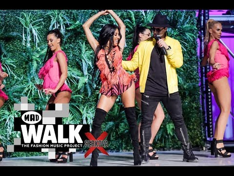 Claydee & Jenn Morel - Licky | MadWalk 2018 by Serkova