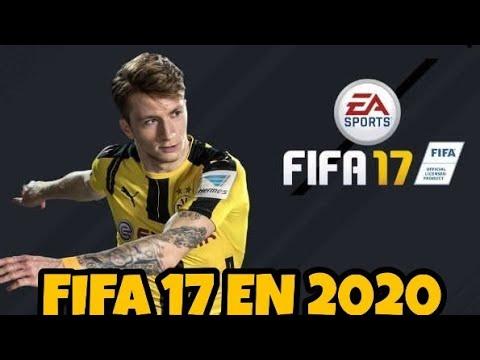 ASÍ ES FIFA 17 EN 2020...