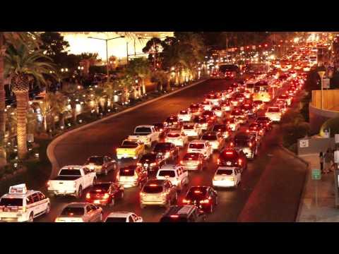 Las Vegas - The Strip: Traffic Jam