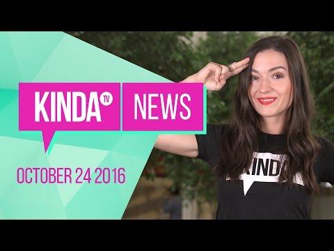 KindaTV News | October 24, 2016 | KindaTV ft. Natasha Negovanlis