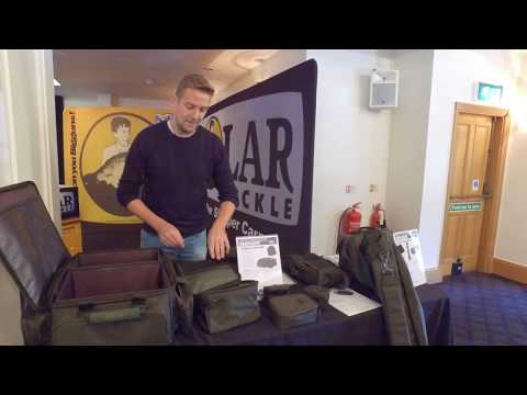 Solar Tackle's new 2018 bedchairs, bivvies and more **www.carpfeed.com**
