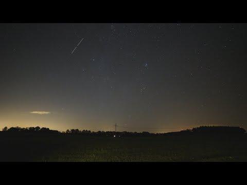 Orioniden/Orionids 2017 - Orionid Meteor Shower