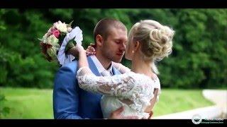 Кирилл и Виктория свадьба красивая свадьба,нежная невеста