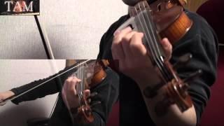 ピアノ+ヴァイオリンカバー。 TVアニメ『Fate/Zero』エンディングテー...