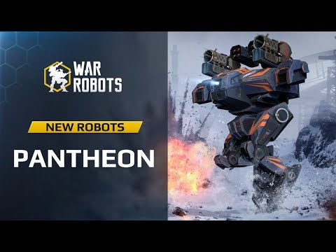 WR Overview: Pantheon New Robots Ares Hades Nemesis  War Robots
