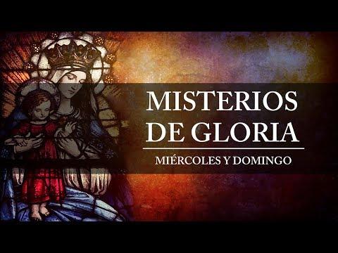 Santo Rosario en Video - Misterios de Gloria - Miércoles y Domingo