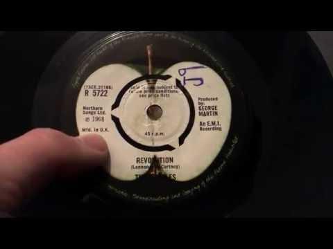 Beatles Vinyl Collection: SINGLES 1968-1970