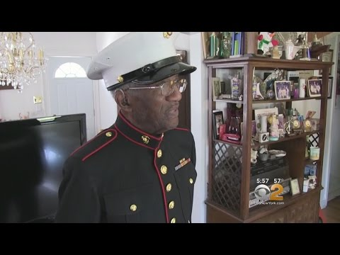 WWII Veteran Finally Gets His Dress Blues