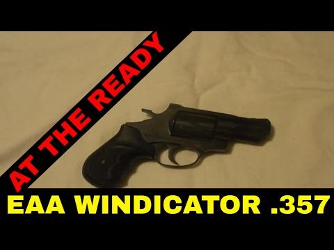 EAA WINDICATOR .357 MAG - YouTube
