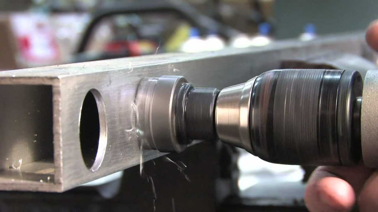 Blair Holcutters For Sheet Metal Hole Making Youtube