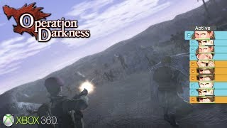 Operation Darkness - Xbox 360 Gameplay (2007)