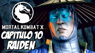 Mortal Kombat X Capítulo 10 - Raiden
