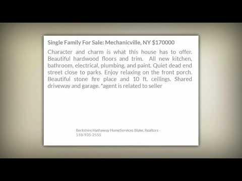 Ashley Zecca: 45 Green St Mechanicville NY 12118