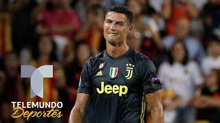 CR7 paga sus pecados con la Juve | UEFA Champions League | Telemundo Deportes