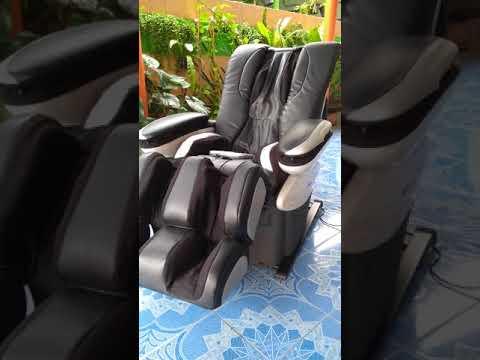 เก้าอี้นวดไฟฟ้าNational Real Pro G II Premium Class