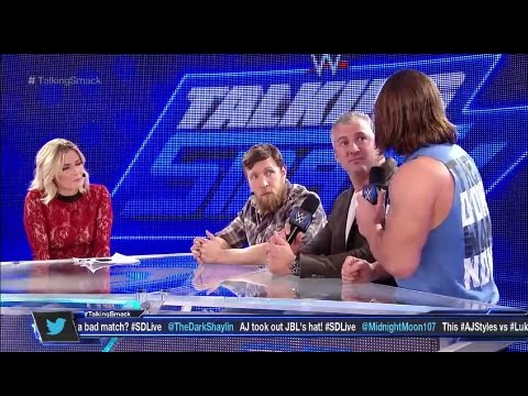 Download WWE Talking Smack 2/28/2017 Full Show