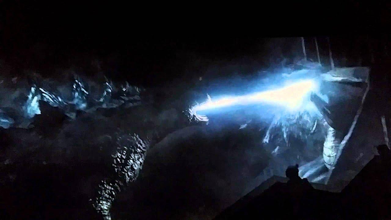 Wallpaper Falling Down Godzilla 2014 Atomic Breath Youtube