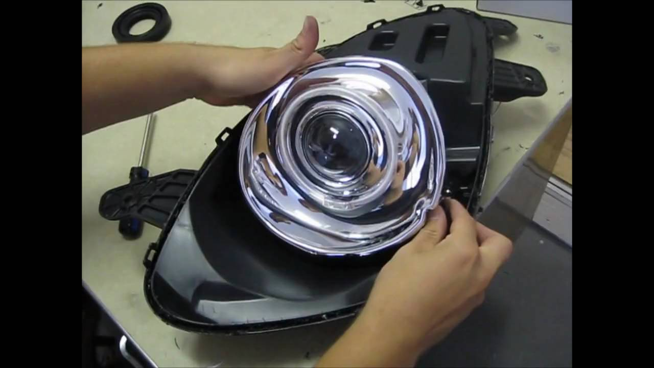 Pontiac Solstice Retrofit Part 2 Youtube
