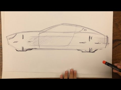 Nissan invites all to #drawdrawdraw with Alfonso Albaisa