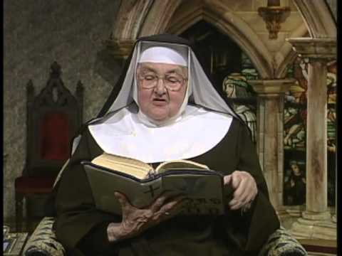 Mother Angelica Live Classics- 1999-10-12 - Where is Prison?