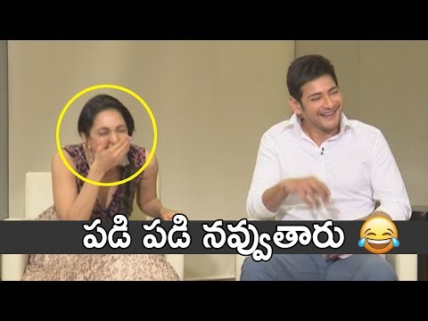 Kiara Advani MOST FUNNY Dialogue | Bharat Ane Nenu Movie Interview | DSP| Koratala Siva | NewsQube