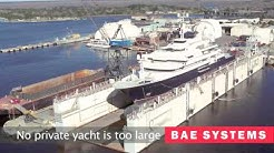 BAE SYSTEMS Shipyard formerly Atlantic Marine