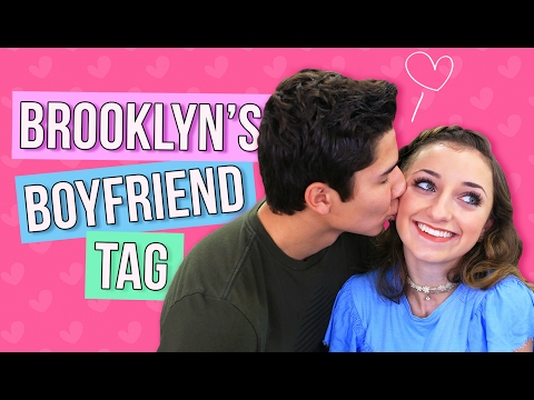 BOYFRIEND TAG! Brooklyn & Parker, Dating, and Relationship Goals