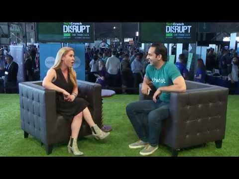 Chariot Wants to Fix Your Commute | Disrupt TV
