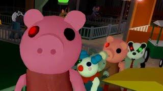 ROBLOX PIGGY CLOWNY CIRCUS SWARM LAST MINUTE - Roblox Piggy New Update