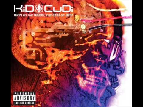 Kid Cudi  CuDi Zone Man On The Moon: The End Of Day