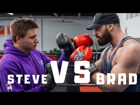 STEVE WILL DO IT VS BRADLEY MARTYN...WHO WOULD WIN?