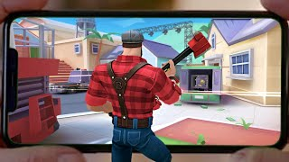 Blockbusters: Online PvP Shooter -  Android gameplay |new game
