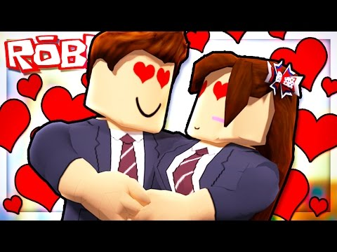 STUDENTS GO ONLINE DATING IN ROBLOX!
