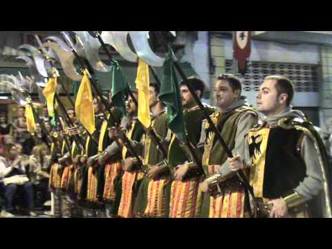 Caballers del Cid 2011.MPG Callosa d´En Sarriá thumbnail