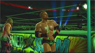 WWE 2K14: D-Generation X vs Brothers of Destruction (Custom DX Attire)