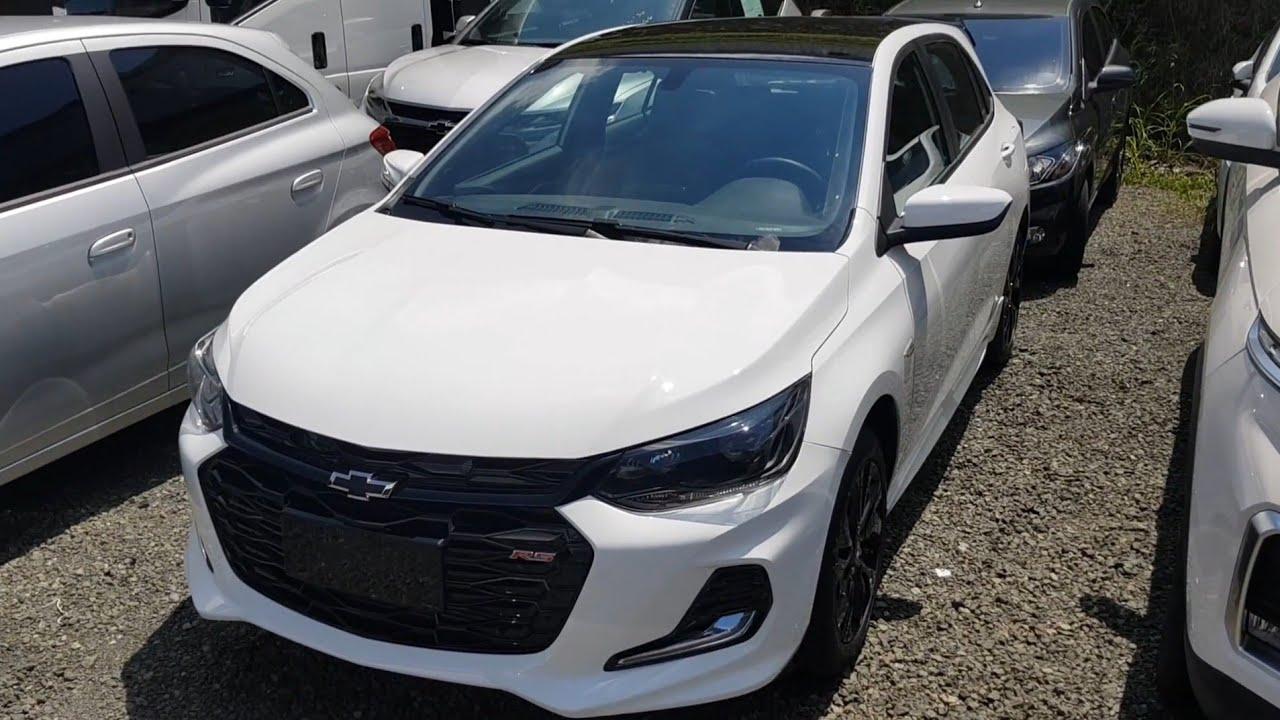 Chevrolet Onix Turbo Rs Youtube