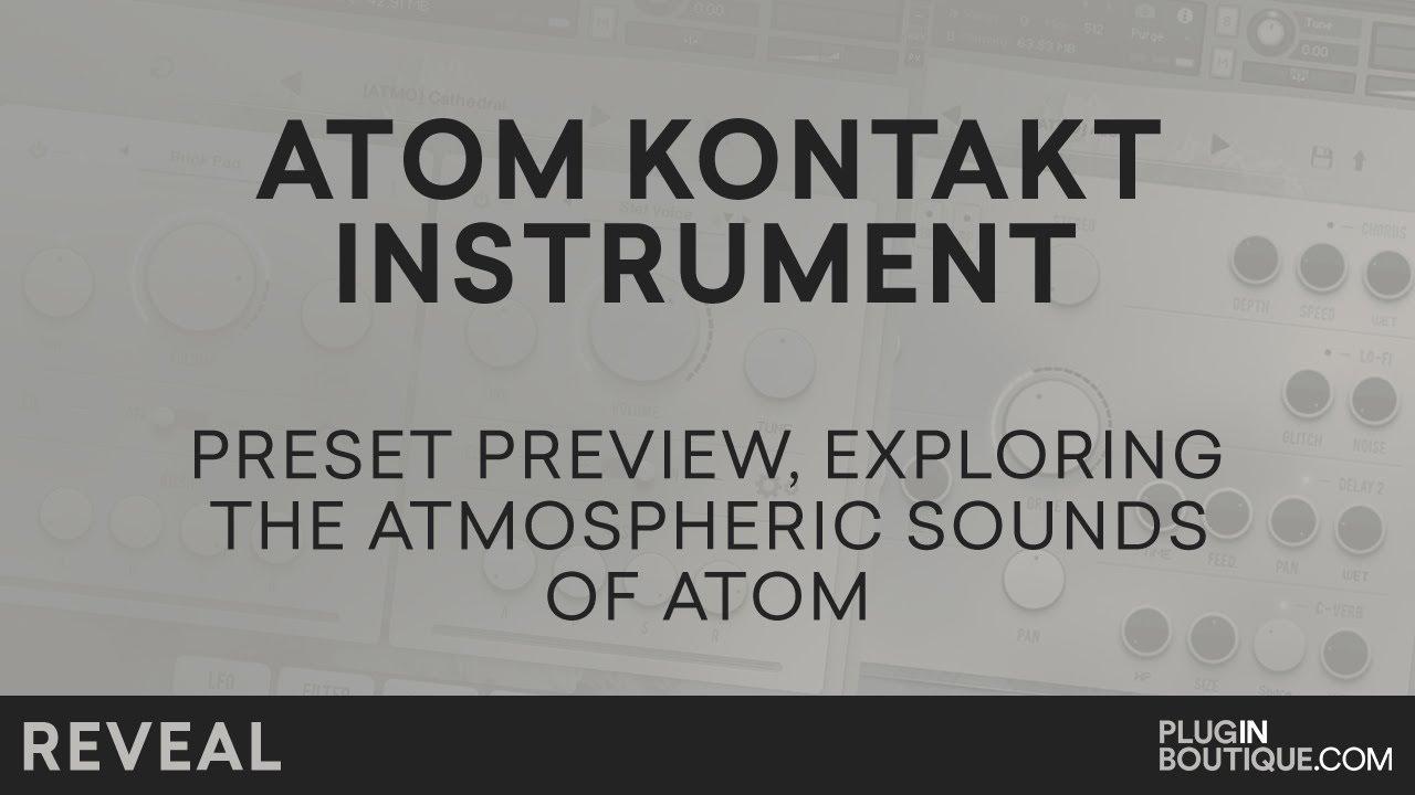 ATOM   Audiomodern