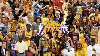 How one of the most noticeable Lakers season-ticket holders is happy with the team missing the pl...