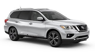 2018 Nissan Pathfinder Price and Release date