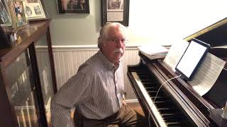 Mark Davis Live Piano Stream 10-17-20 Part 1