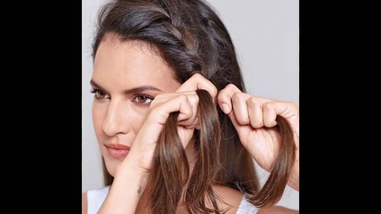 Aktuelle Neue Frisurentrends Frisuren Zum Selbermachen Youtube